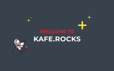 Welcome to KaFe Rocks' New Online Home