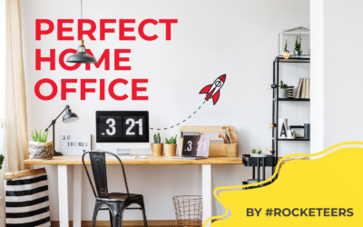5 Tips to set up your perfect home office space
